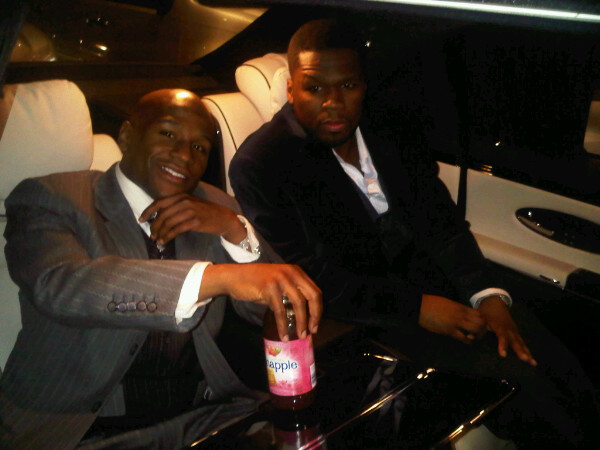 50 cent says floyd mayweather stiffed him for about 2