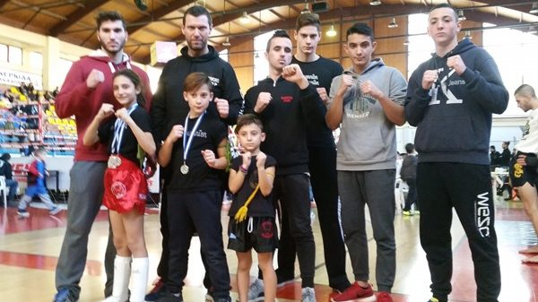 Η «Dream Team» του Muay Thai